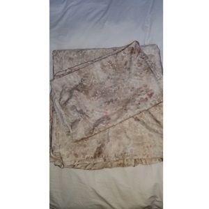 West Elm - Queen Duvet Cover with 2 Pillow Shams